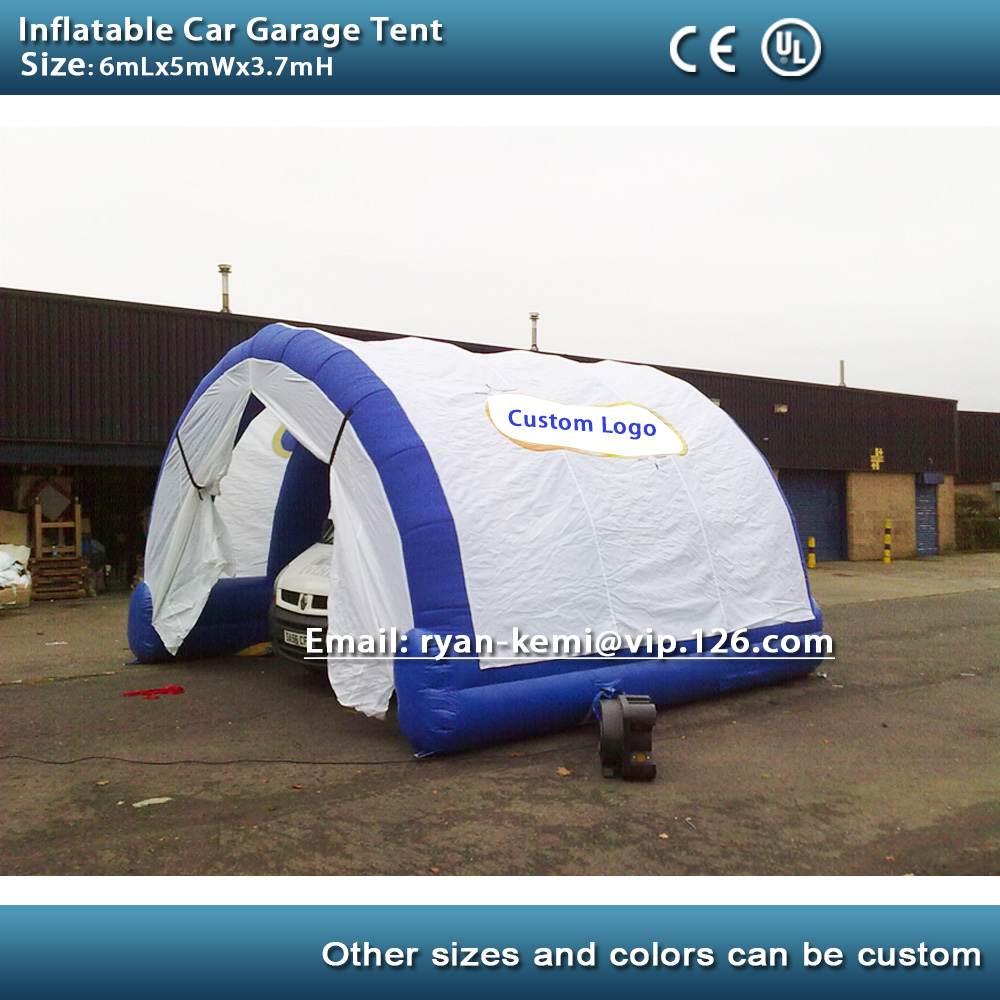 disinfection <font><b>tent</b></font> inflatable <font><b>car</b></font> <font><b>Garage</b></font> cover portable inflatable vehicle tunnel <font><b>tent</b></font> outdoor inflatbale marquee with blower image