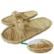 2018 SunNY Everest 36-43 Wholesale hand-woven straw sandals unsex grass weaving rafting free size