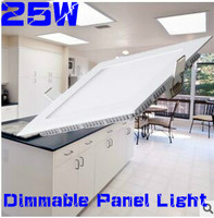 HOT NEW AARRIVES 25W LED Ceiling Downlight LED Dimmable Panel Light Recessed