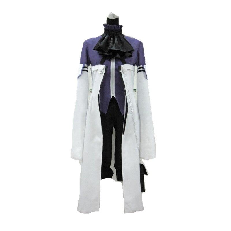 Anime Pandora coeurs Xerxes briser Costume de Cosplay fait sur commande n'importe quelle taille