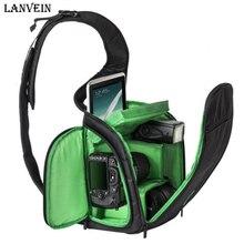 High quality Fashion Sling Bag Camera Backpack Bag Camera Brand Photography Camera Video Bag Photo Hot Sale Sling Camera Bag