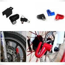 Мотоцикл Скутер велосипед колеса безопасности Противоугонный замок для тормозного диска для KTM SMC smcr EnduRo R MC-R Duke 640 LC4 Supermoto