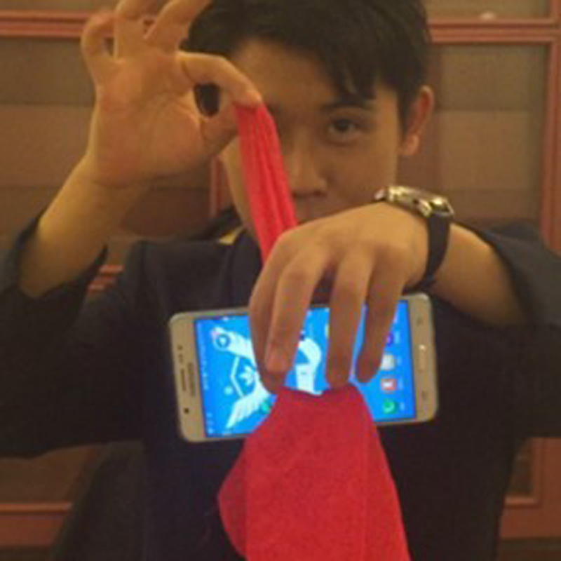 Scarf-Through-Phone-Close-Up-Stage-Plastic-Magic-Tricks-Props-Funny-Novelty-Surprise-Classic-Toys-4