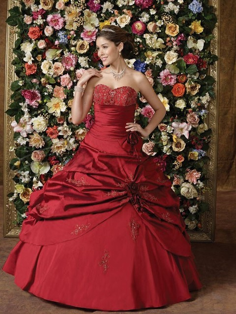 1950s Vintage Ball Gowns