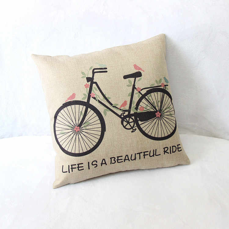 Cheap Halloween sofa pillow / bike office nap pillow / non-core / support mixed batch 45 * 45cm