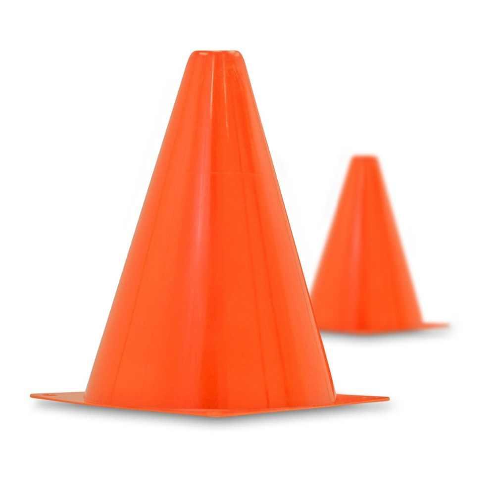 6106298e4 ... 6 Pcs/lot Multi Color Soccer Disc Cones 7 inch Football Training  Agility Cones Soccer ...