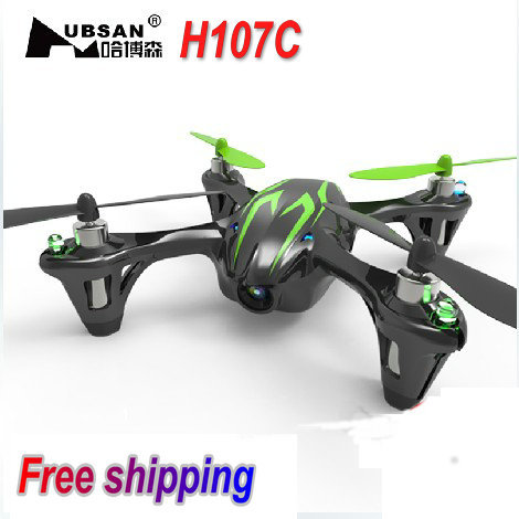 ФОТО Hubsan X4 H107C 2.4G 4CH RC Quadcopter With Camera and Protection Cover RTF H107L UFO upgraded Version better than V939 RC Toy