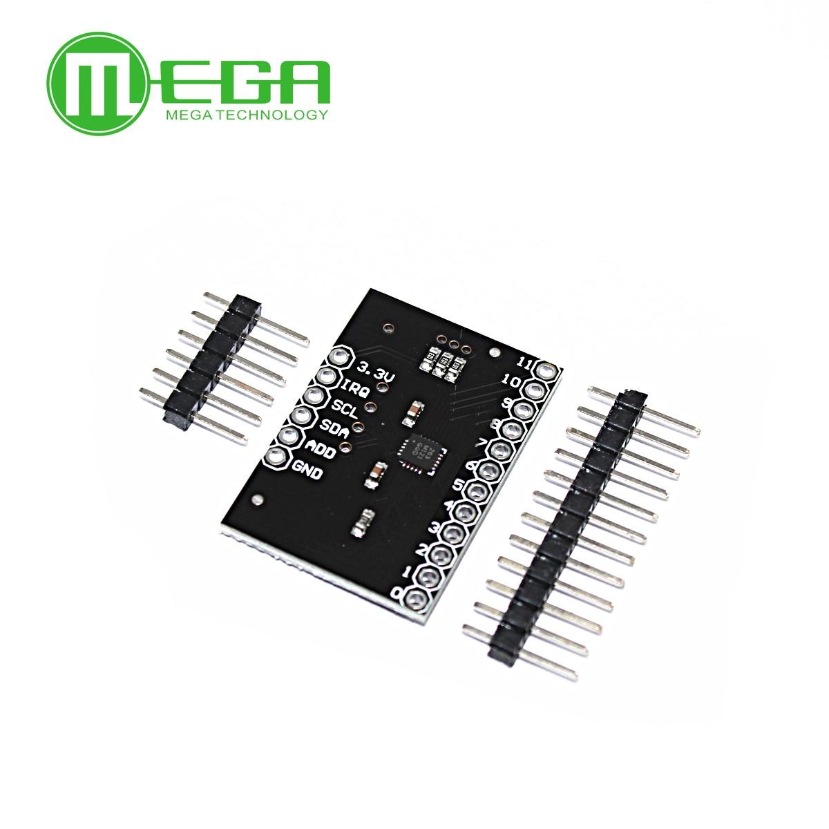 m10 free shipping 10pcs mpr121 mpr 121 capacitive touch sensor controller module i2c keyboard
