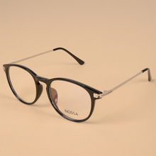 Vintage Women & Men Eyeglasses Frames Classic Unisex Optical Glasses Male Female Clear Lens Eyewear Brand Designer Spectacles