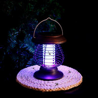 Solar Powered Portable Electric Mosquito Lamp Mosquito Killer Lamps Solar Bug Za Solar mosquito killer