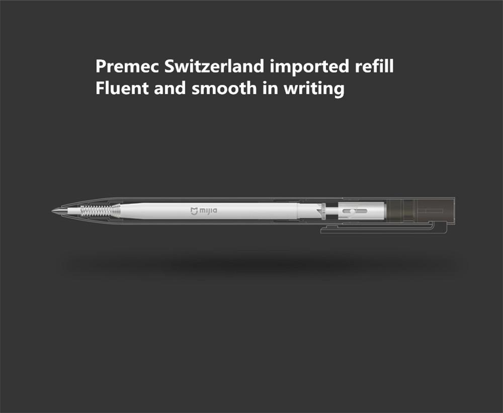 Xiaomi Mijia Metal Sign Pen (5)