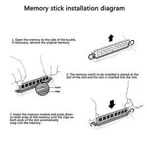 Image 3 - 4GB 8GB 4G 8G PC Memory RAM Memoria Module Computer Desktop  DDR3 DDR4 4GB 8GB 16GB 1600MHZ 2400mhz Memory stick game bar