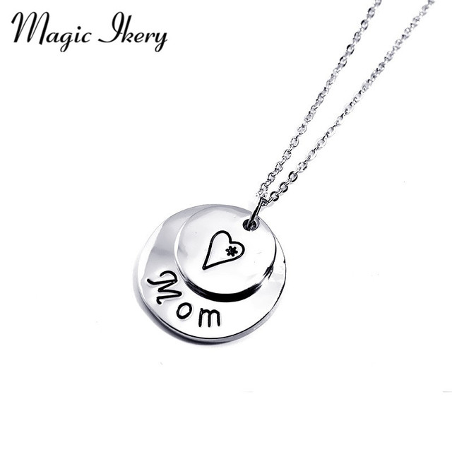 Miss lady mothers day gift pendants necklaces wholesale silver miss lady mothers day gift pendants necklaces wholesale silver color letters heart women tag jewelry mozeypictures Gallery