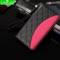 LOVECASE For Samsung S8 Mobile Wallet Holster For Samsung S8plus S7edge Flip Cover Mobile Phone Bag