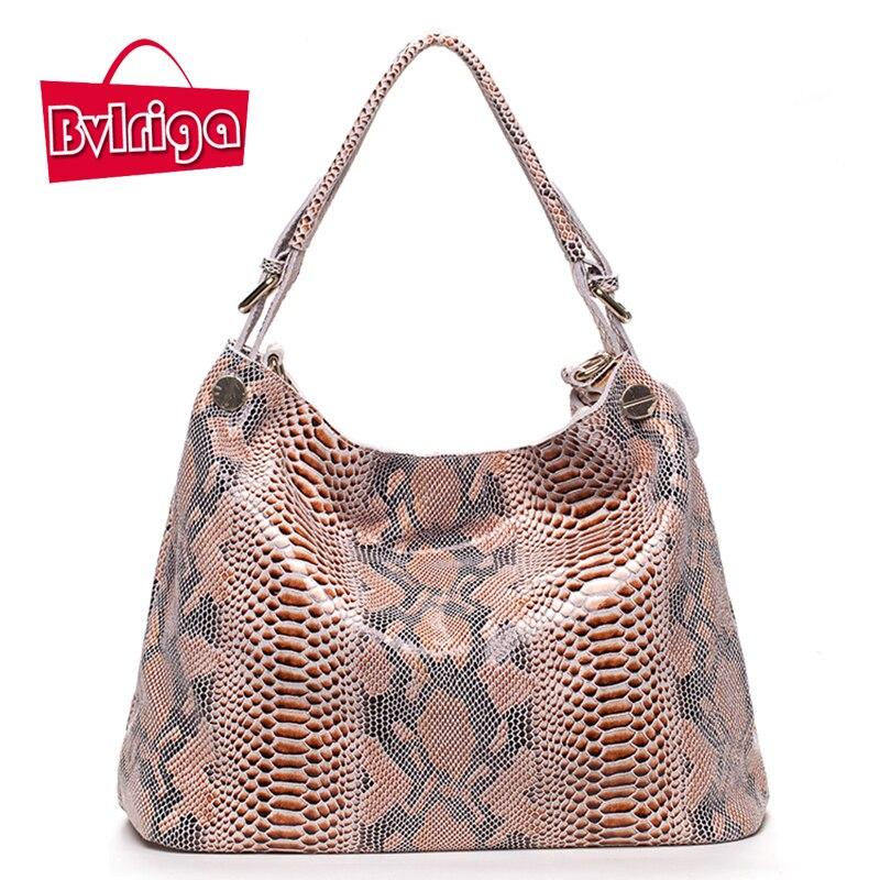 BVLRIGA Genuino bolso de cuero de Lujo Bolsos de Las Mujeres bolsos de Diseño de