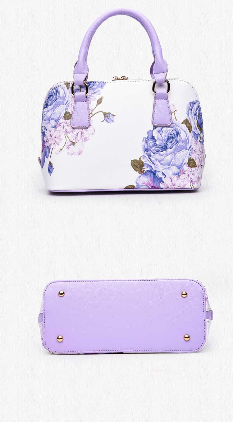 Beautifully Printed Floral Bags (TWH14)
