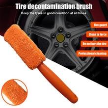Щетка для колесных дисков из микрофибры, моющий очиститель для автомобиля, грузовика DXY88