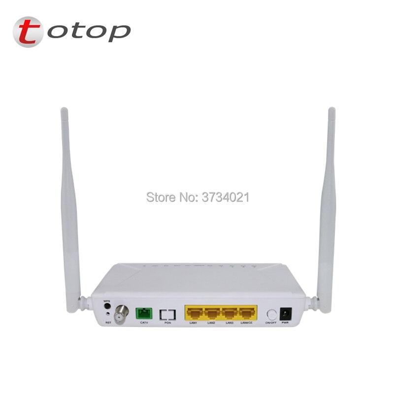 OPRL804GCW GPON ONU terminaux FTTH CATV réseaux d'accès PON + CATV trois signaux de longueur d'onde