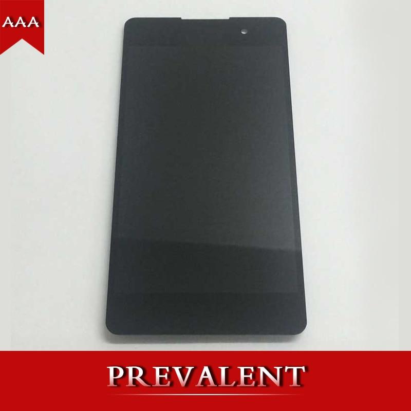 Para Sony Xperia E5 F3311 F3313 pantalla LCD Monitor módulo + pantalla táctil digitalizador Sensor de vidrio Asamblea