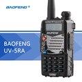 Baofeng uv-5ra 128ch vox walkie talkie dual marca uv 5ra rádio cb lanterna portátil transceptor fm profissional