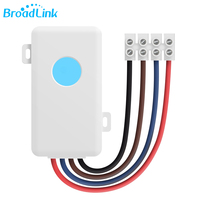 Broadlink SC1 Smart Switch WiFi APP 2 4GHz Control Box Timing Wireless Remote Control 2500W Support