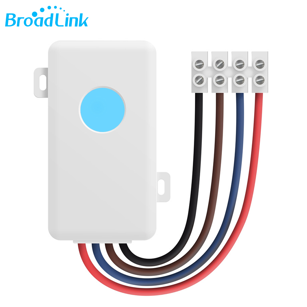 Broadlink SC1 Smart Switch WiFi APP 2.4GHz Control Box Timing Wireless Remote  Control 2500W Support iOS 7.0/Android 4.0