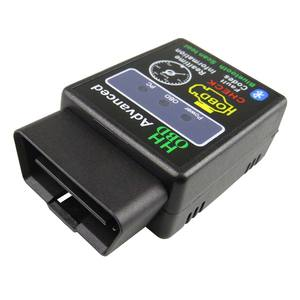 Image 3 - ELM327 Bluetooth OBD2 רכב אבחון סורק עבור אנדרואיד מתאם Elm 327 V2.1 Bluetooth OBD 2 קוד Reader אבחון כלי