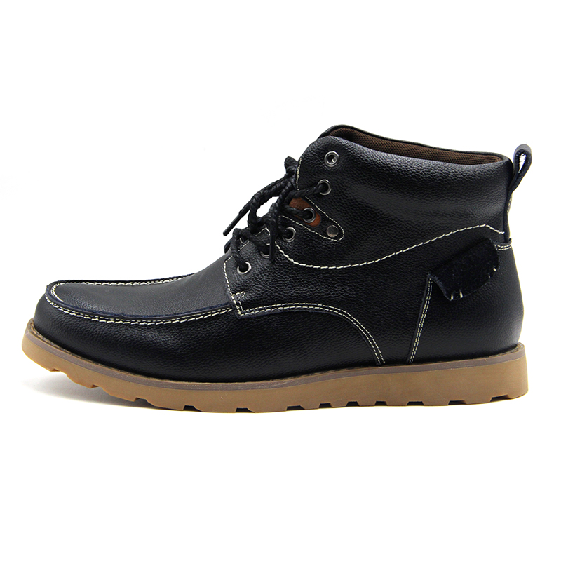 Vogue Fashion Leather Men Boot Shoes Nice Lace-up Marting Boots Motorcycle Boots Men Advisable Work Shoes For Men Do You Want To Buy Some Chinese Native Produce? Men's Boots Back To Search Resultsshoes