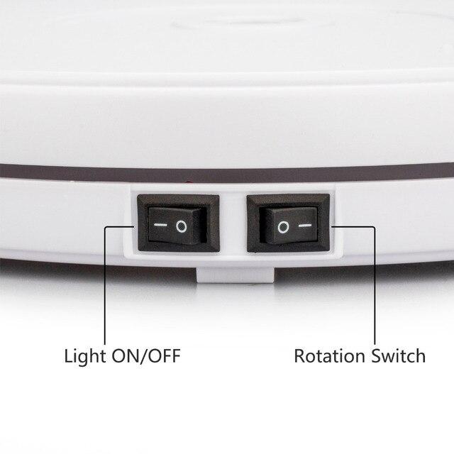 Фото 10 дюймов светодиодный светильник электрический моторизованный