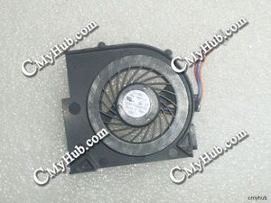 New Genuine For IBM Lenovo Thinkpad T400S T410S T410I E233037 UDQFVEH20FFD DC5V 0.24A 3Wire 4Pin CPU Cooling Fan