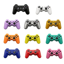 Gamepad Wireless Bluetooth For PS3 Controle Gaming Console Joystick Remote Controller For Playstation 3 Gamepads original 3 colorful wireless bluetooth game controller for sony playstation 3 for ps3 controle joystick gamepad christmas
