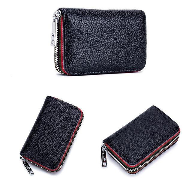 Zipper Credit Card Holder  4
