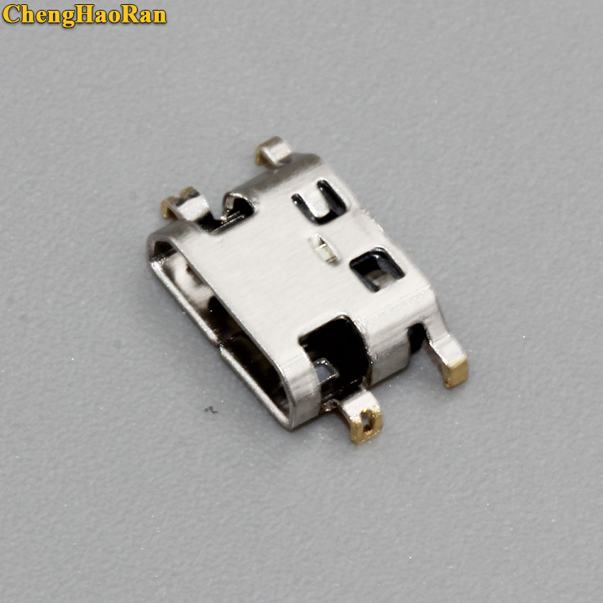 ChengHaoRan 2 10X for xiaomi Max for Lenovo A708t S890 for HuaWei G7 G7 TL00 micro usb jack power charging port connector socket in Connectors from Lights Lighting