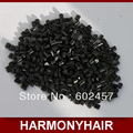 (300 grams/lot ) Free shipping Black keratin glue grain for fusion hair extensions