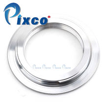 Pixco 50PCS For M42-EOS Lens Adapter (broadside) for M42 lens to Canon EOS camera 5D Mark III 7D 750D 650D 1100D кольцо fujimi adapter canon eos m42 fjar 42eos 478