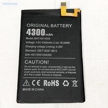 3,8 V 4300 мА/ч, BAT16514300 Для DOOGEE Y6 аккумулятор max