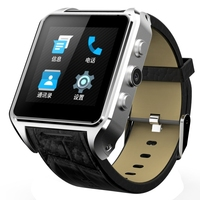 Smart Watch Phone Android 5 1 MTK6572 1G 8GB Bluetooth WIFI 1 3 Touch Screen GPS
