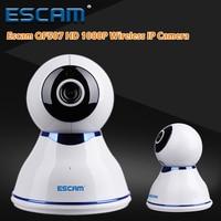 Escam QF507 HD 1080 P Mini WIFI Sans Fil IP Caméra Jour/Nuit Vision Avec Détecteur de Mouvement de Sécurité de Surveillance CCTV dôme Caméra