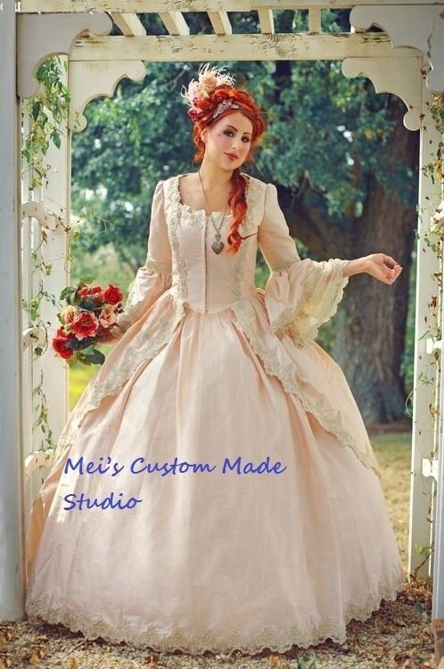 Vestidos de novia estilo maria antonieta