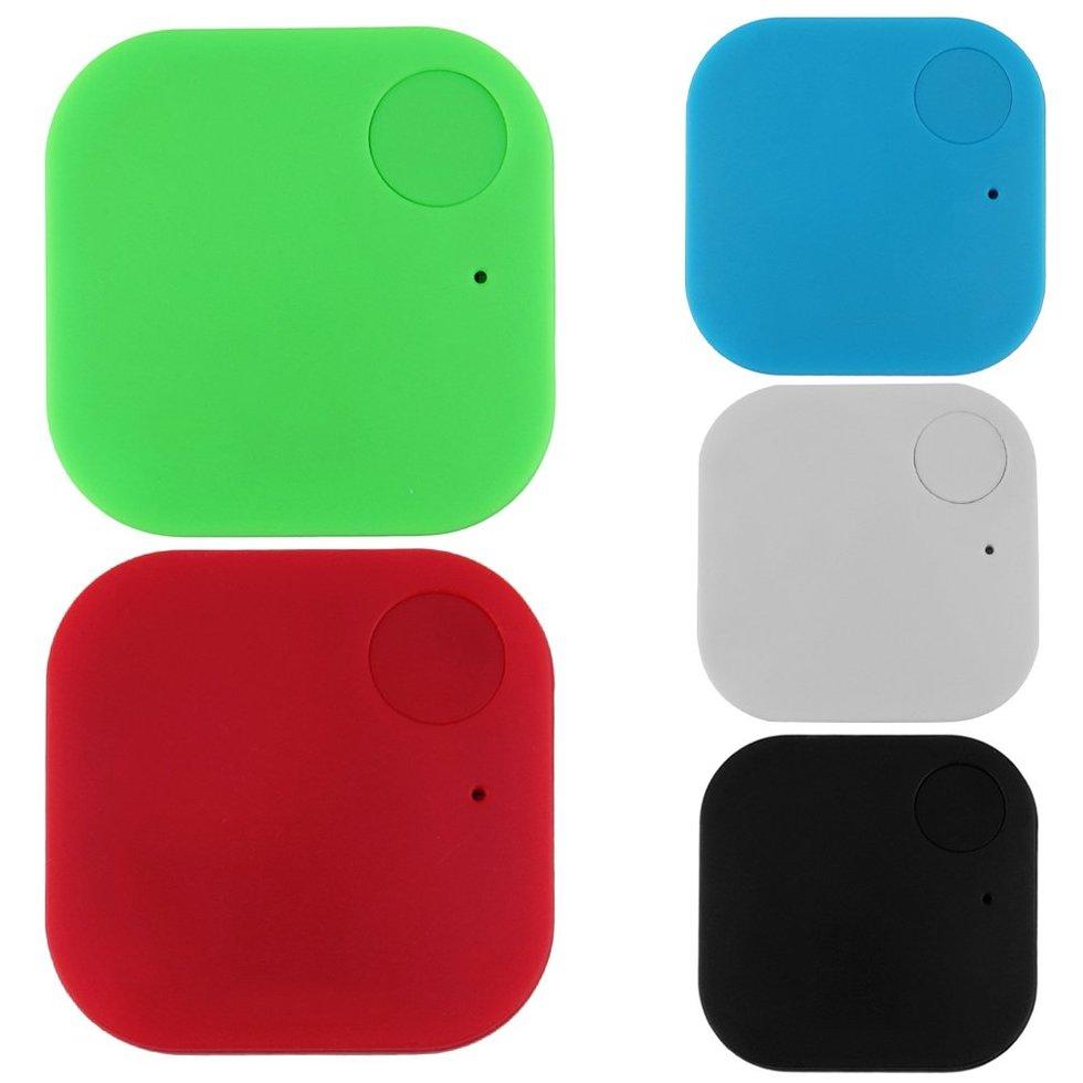 10PCS Square Smart Key Finder Bluetooth Tag Tracker Wallet Key Tracer GPS Locator Alarm new safurance pet dog anti lost tracker smart bluetooth tracer locator tag alarm tracer finder alarm key chain