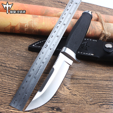 цены Voltron High-strength field wild survival saber, wild wild defensive knife, outdoor knife, diving tactical knife