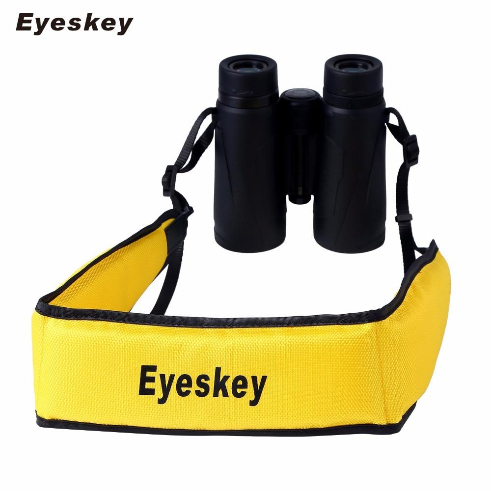 Yellow Floating Strap for Waterproof Camera / Binocular Diving Floating Foam Strap Underwater Photography