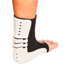 Quality Breathable Ankle Support Good mobility Lightweight Brace with Side Stabi