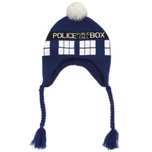 TV Series Doctor Who Knitted Beanie