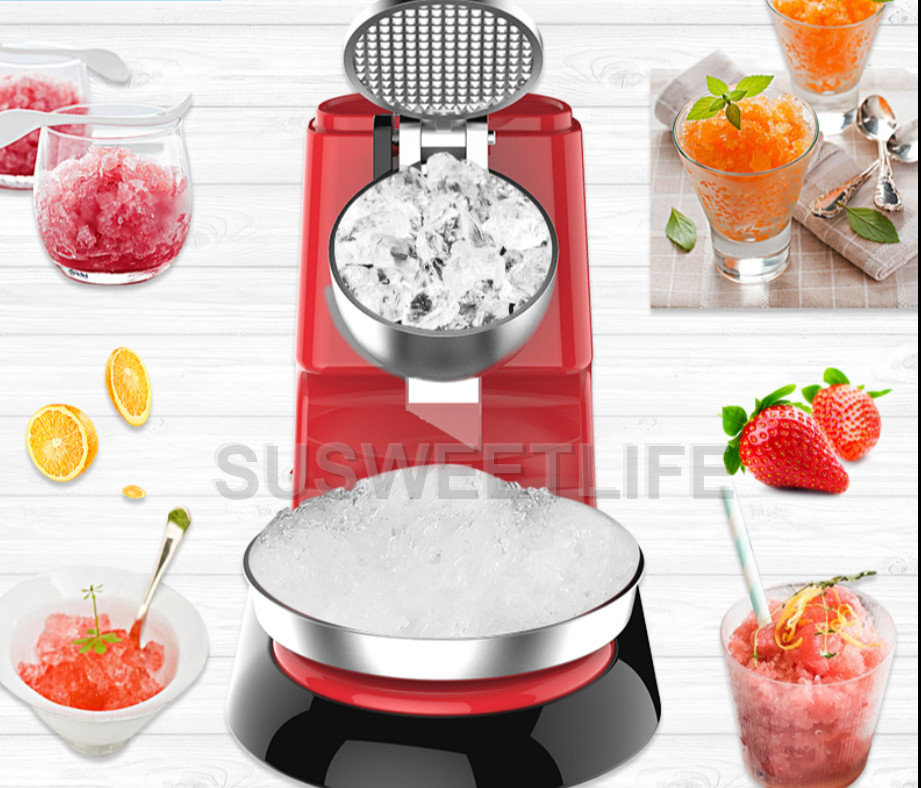 New Arrival Summer Ice Crushers Smoothie Cocktail Maker Shavers Machine For Tea Coffee ShopNew Arrival Summer Ice Crushers Smoothie Cocktail Maker Shavers Machine For Tea Coffee Shop