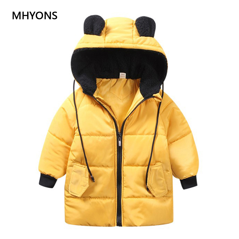 Coat Jacket Outerwear Girls Boys Kids Warm Autumn