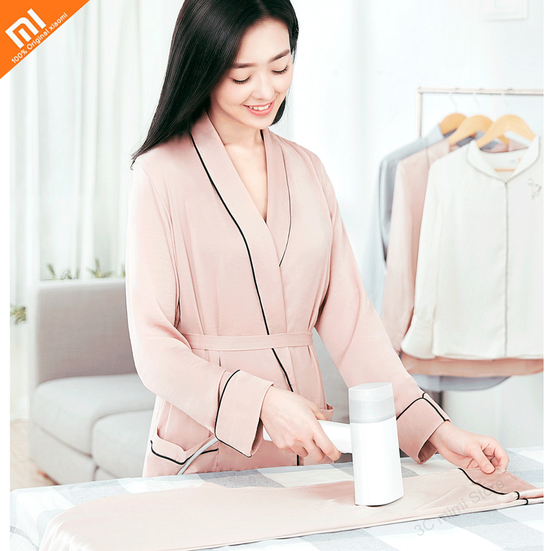 xiaomi mijia Portable intelligent heating steam handheld hanging machine Smart home-in Smart Remote Control from Consumer Electronics    1
