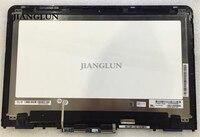 Jianglun для HP 13U LP133WH2 SPB4 13.3 сенсорный ЖК экран сборки 1366*768