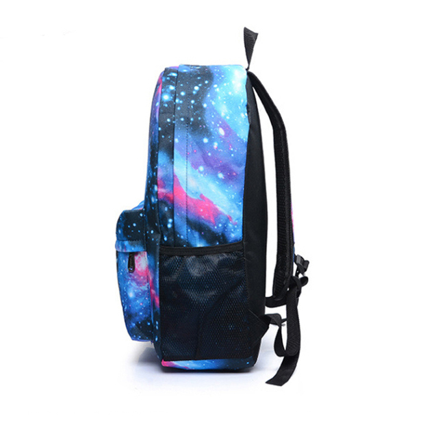 Anime Death Note Luminous Bag School Backpack