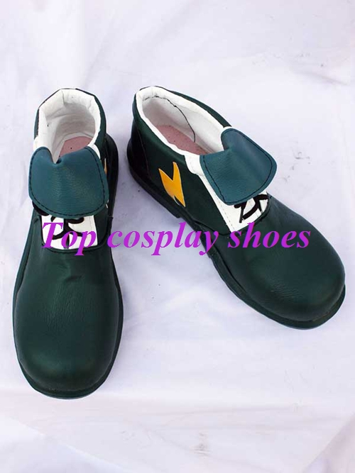 Freeshipping custom made anime Inazuma Eleven Mamoru Endou / Mark Evans  Cosplay Shoes for party Halloween Christmas festival-in Shoes from Novelty  & Special ...